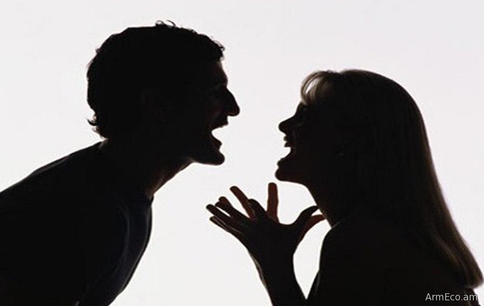 Երբ վիճում եք, թույլ մի տվեք ձեր սրտերին հեռանալ իրարից...